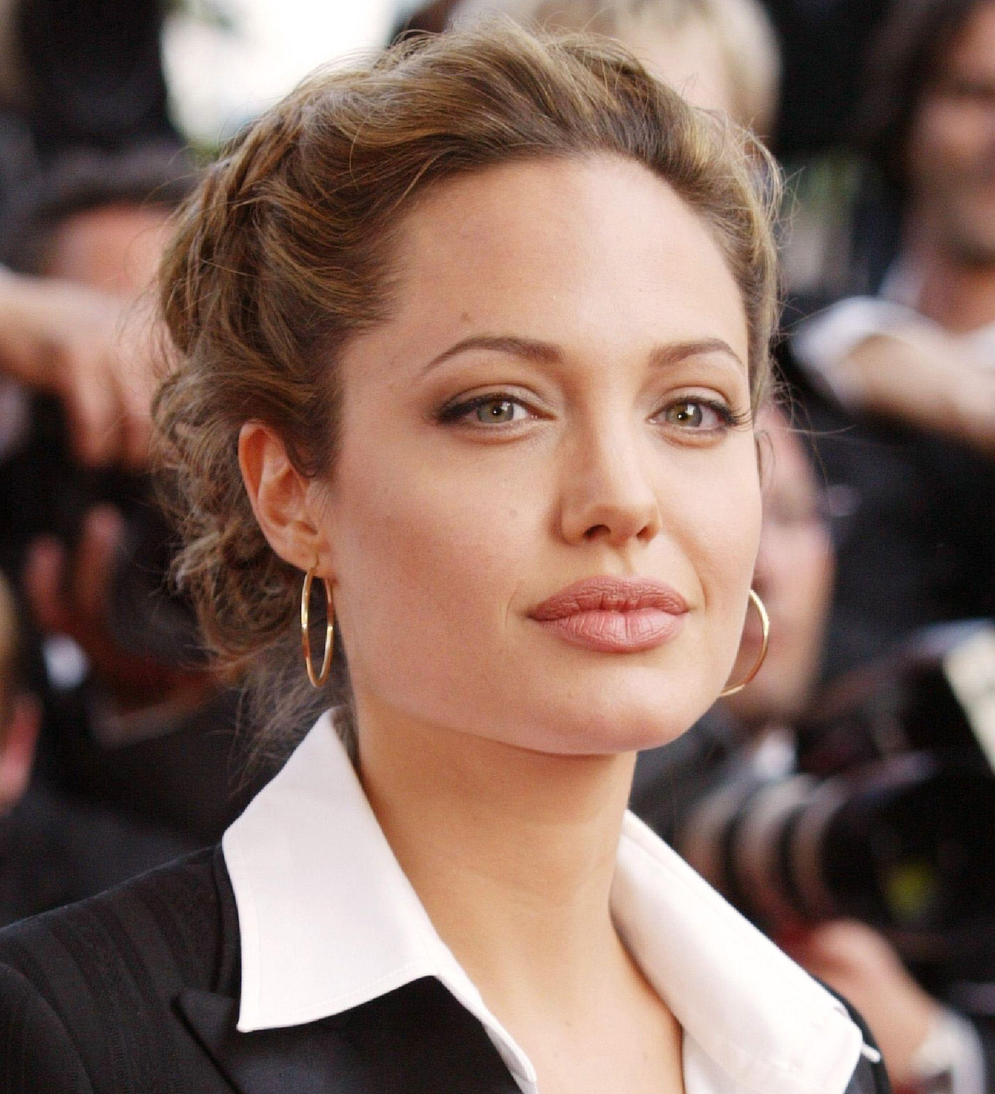 美国人票选史上最美的女明星TOP10,和你的审美一致吗 安吉丽娜 朱莉 图片