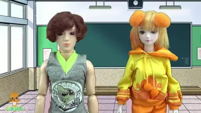 叶罗丽故事:老师看穿亮彩小心思,嘿嘿一笑,看我怎么整你!
