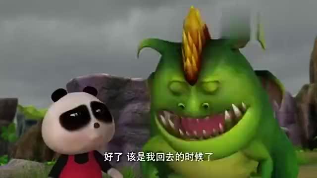 熊仔之寻绿战纪:八大神兽离开八卦石的真正原因,是人类的错误!