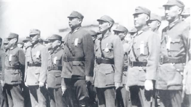 四川王刘湘手下四大名将,都是集团军司令,结局却大不相同