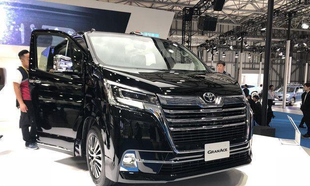 丰田MAP全新车型Gran Ace本月正式上市 MPV市场又来新对手