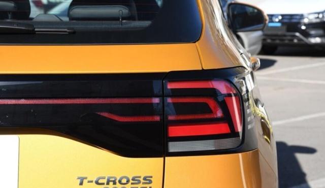 2天后上市,全新大众T-Cross到店实拍