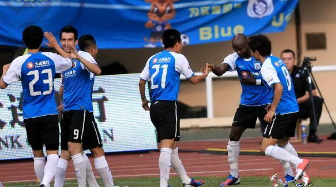7年前今天中超大连德比实德3比2阿尔滨 主队14名出场球员今何在?
