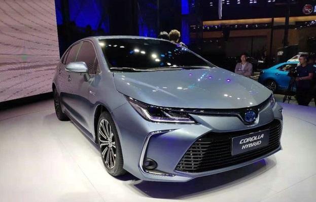 丰田全新家轿,国六排放标准轴距2700mm,油耗仅4l真出色