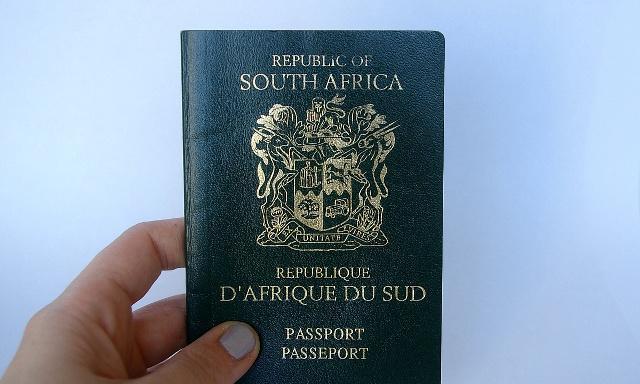 南非护照和南非同一人声明书海牙认证/使馆认证