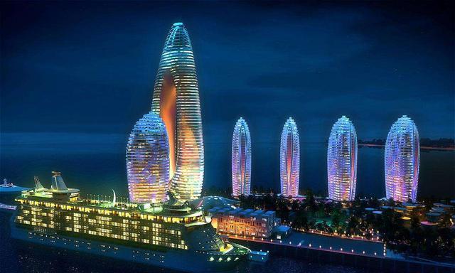 三亚,中国最美的海湾,蜜月旅游的首选地