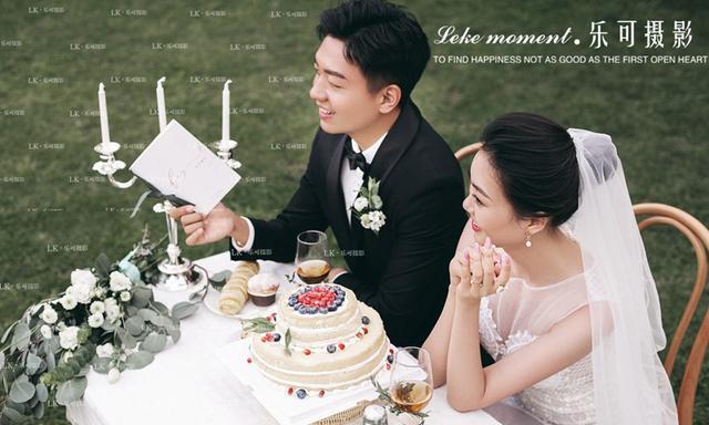 国内拍婚纱照好去处 郑州「乐可」