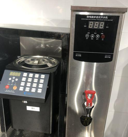 「奶茶店咖啡店设备」果糖定量机