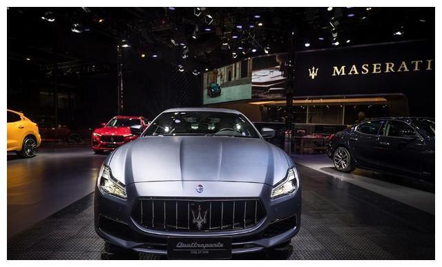 定制版总裁轿车迎首秀,玛莎拉蒂携2019款全系车型发力上海车展