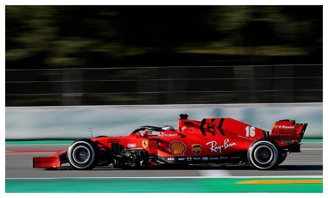 勒克莱尔:法拉利车队新F1赛车达到预期,弯道速度提升明显