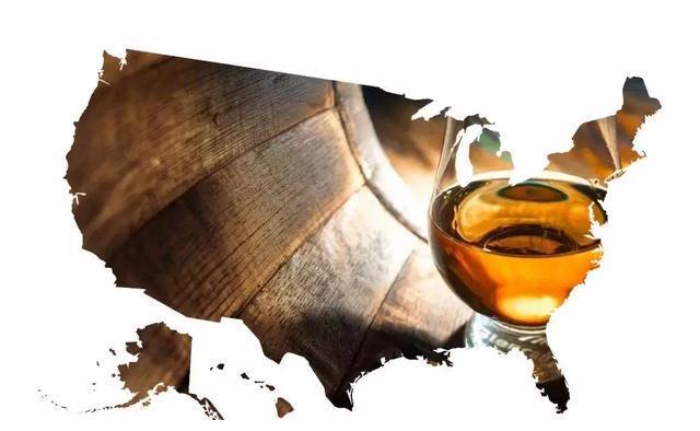 美国威士忌的种类