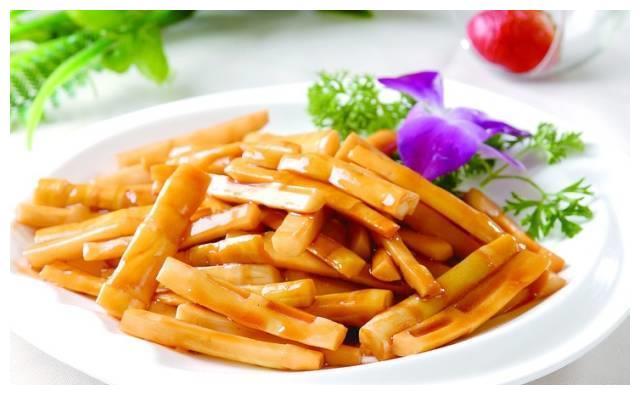 苦瓜炒红苋菜,排毒减脂,血管通畅了,皮肤也光滑细腻!