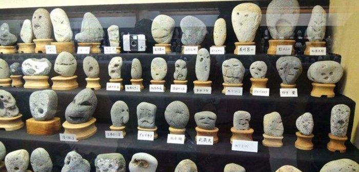 男子花费50年捡人脸石头,只为做这件事,成果让人赞叹!