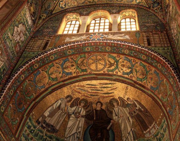 圣维塔教堂——一座很棒的古代马赛克教堂!
