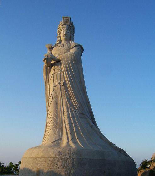 天下妈祖,祖在湄洲,夏日游莆田湄洲岛妈祖祖庙