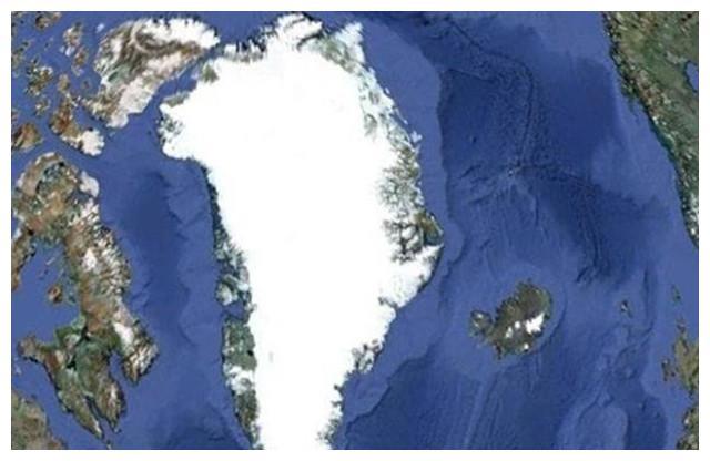 世界上最大的岛,面积是中国的四分之一,人口却仅6万人