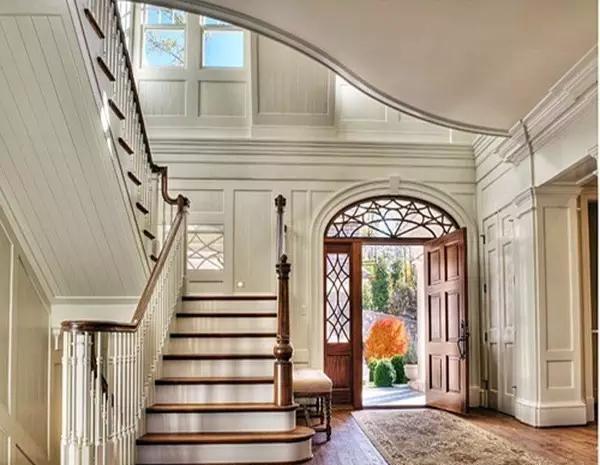 国内十大流行别墅楼梯装修设计效果图赏析