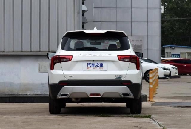 预算八万如何选SUV?这款T60省心还耐用,发动机是亮点