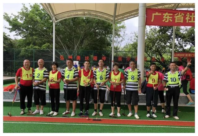 喜讯丨广州市门球协会代表队荣获2019年广东省门球锦标赛季军