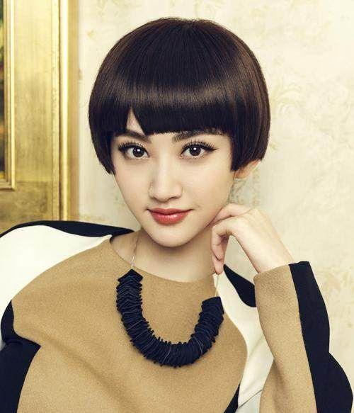 """剪短发最美的6大女星,周冬雨上榜,第一名是简直""""短发代言人"""""""