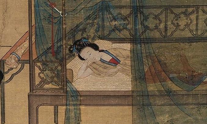 清朝著名诗人,因高度近视屡闹笑话,包括洞房!