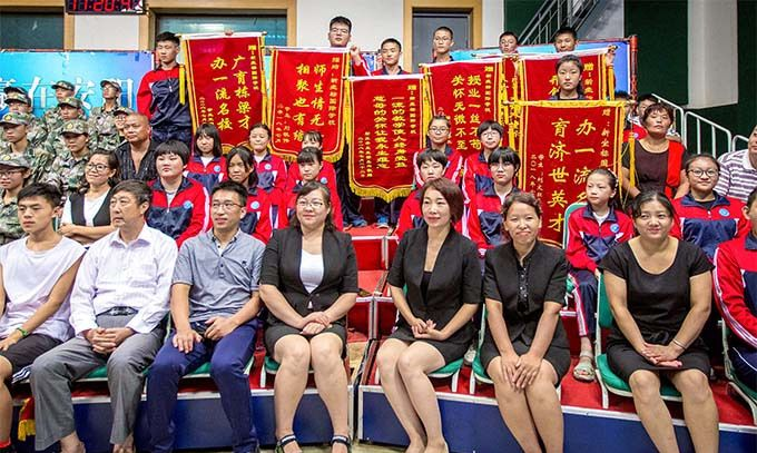 河南安阳:新坐标国际学校站在安阳,赢在安阳