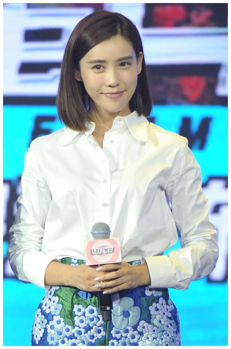 拥有八分之一乌克兰血统,中国内地影视女演员——施予斐