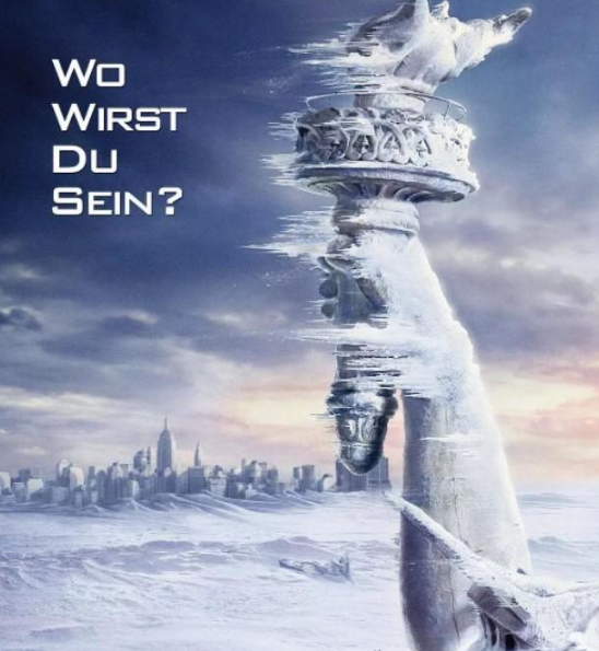 可能你没看过的灾难电影, 我看完过后感觉世界末日到都了