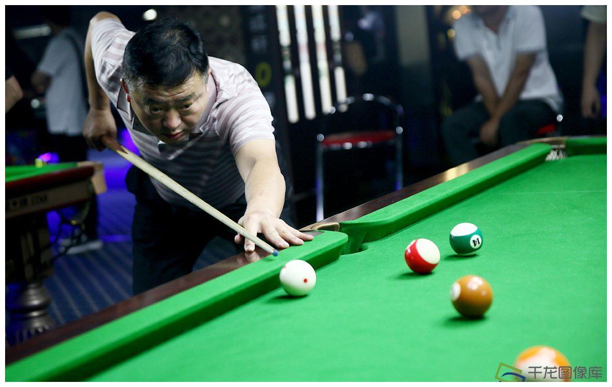 北京市昌平区第十二届全民健身体育节台球开赛