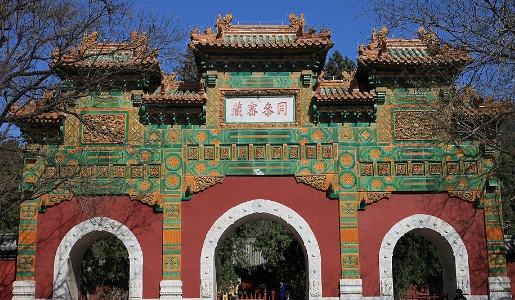 您知道始建于唐代的北京卧佛寺内曾经有两尊卧佛吗?