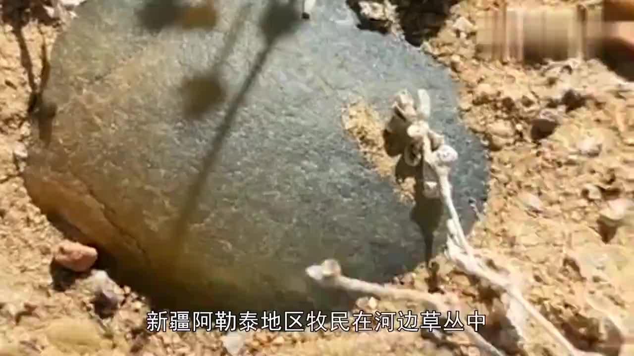 太幸运了罕见金丝玉从天而降被新疆牧民捡到少奋斗200年