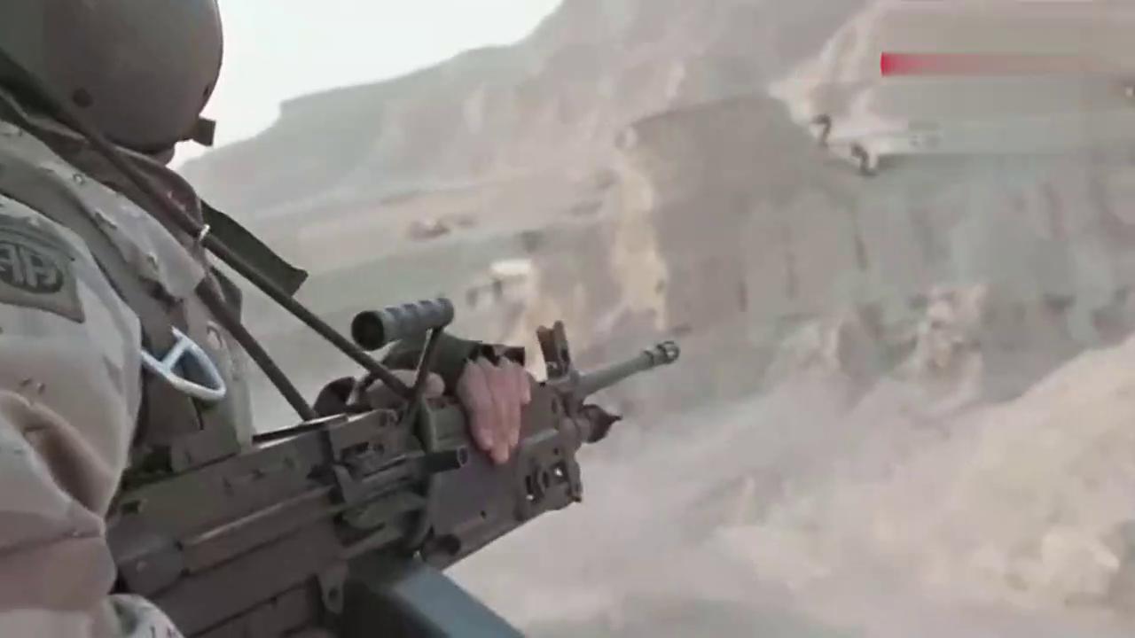 诠释了人性的真实与虚伪的海湾战争电影,被称为战争片中的所罗门