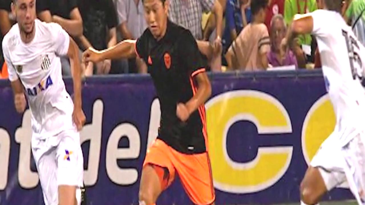 8.17岁253天!李康仁成首位为瓦伦西亚出场的亚洲球员