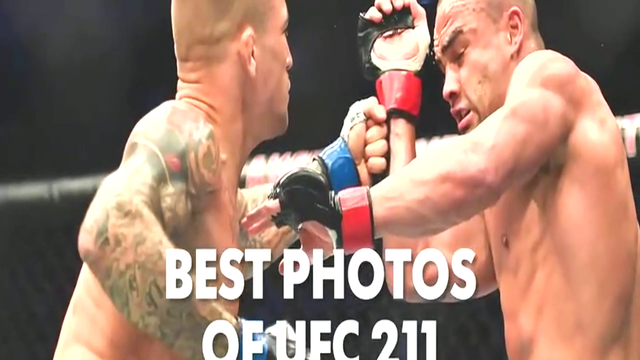"""图片中的流血MMA""""战士""""残酷程度完爆雷公太极!"""