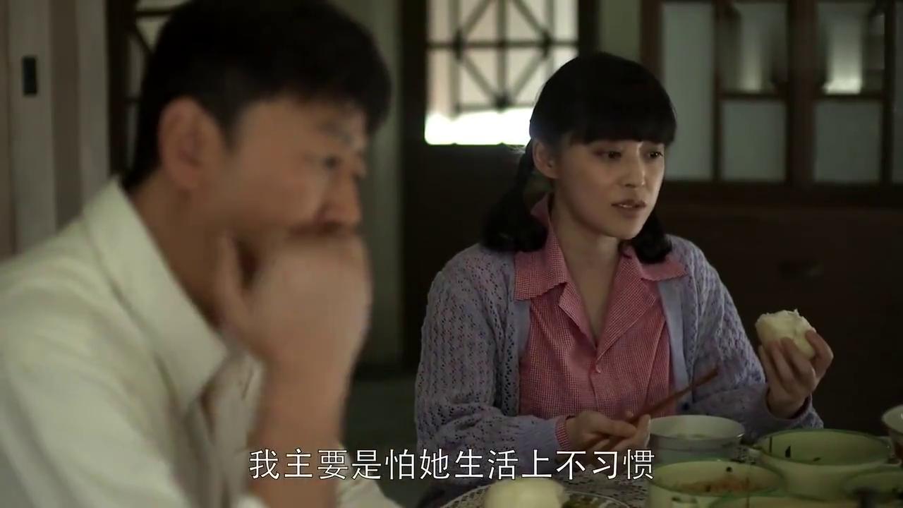 父母爱情:德福饭桌上抠鼻子,安杰看到出言教育,德福气的拍桌子