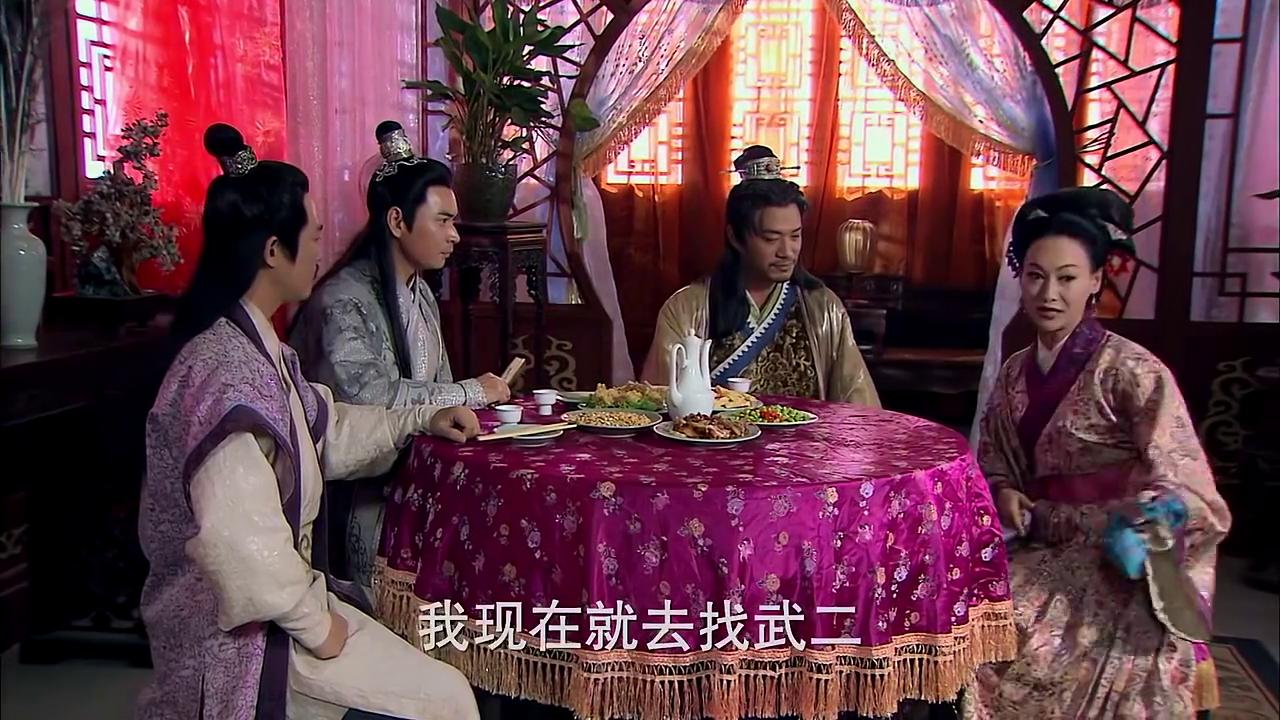 就算上刀山下火海,西门庆也要娶潘金莲为妻,真是痴情男孩啊!