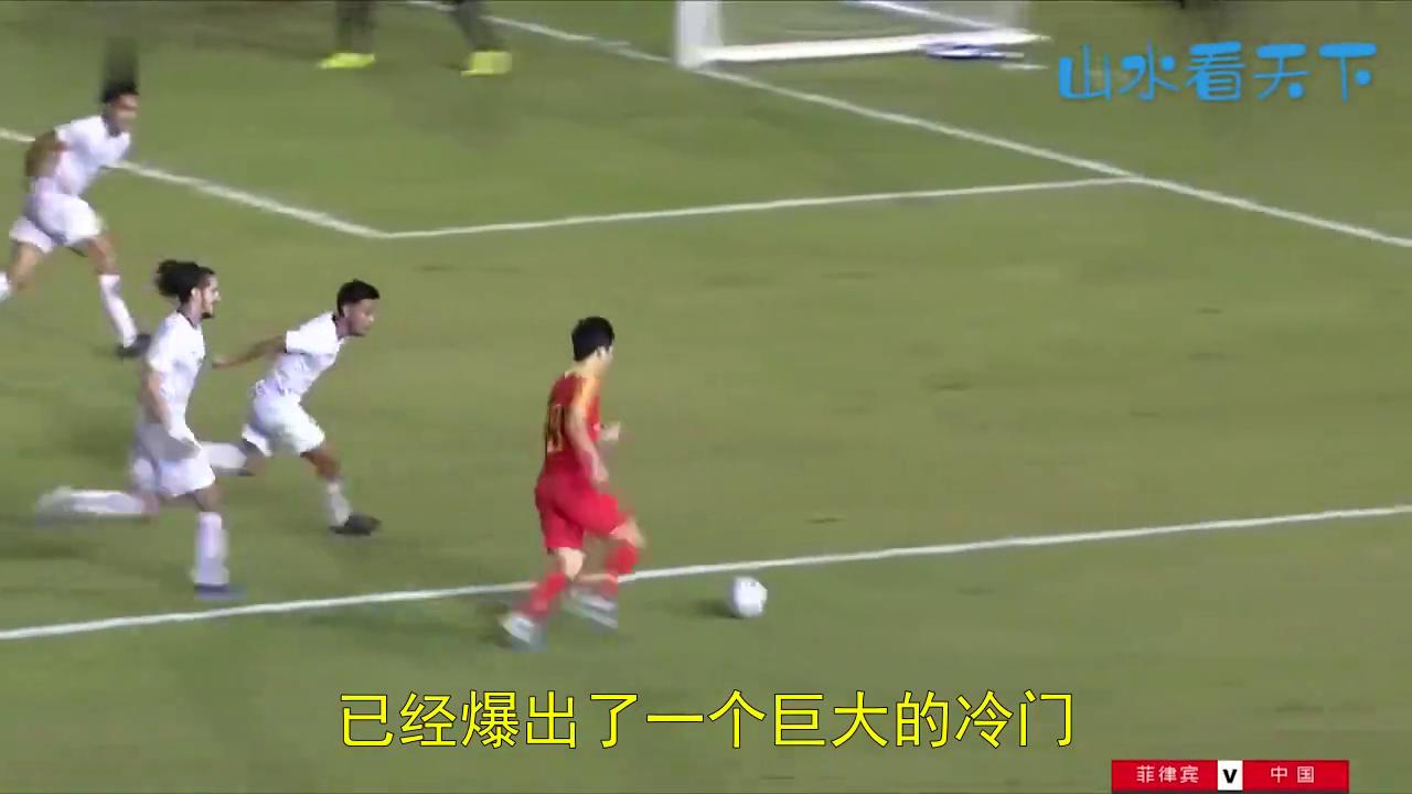 中国足球历史最差国青队诞生今年8场比赛只赢了缅甸!