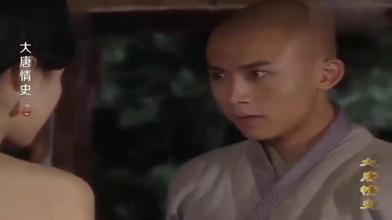 大唐情史:高阳公主的美丽身姿,和尚看了想破戒,孽缘啊!