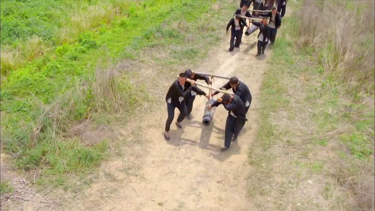 大刀记:白眼狼带炮攻打宁安寨,不料还没到寨子,就损失惨重!