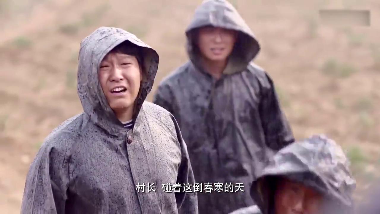 老农民:村民担心玫瑰苗顶不住倒春寒,刁师傅:扛一个礼拜没问题