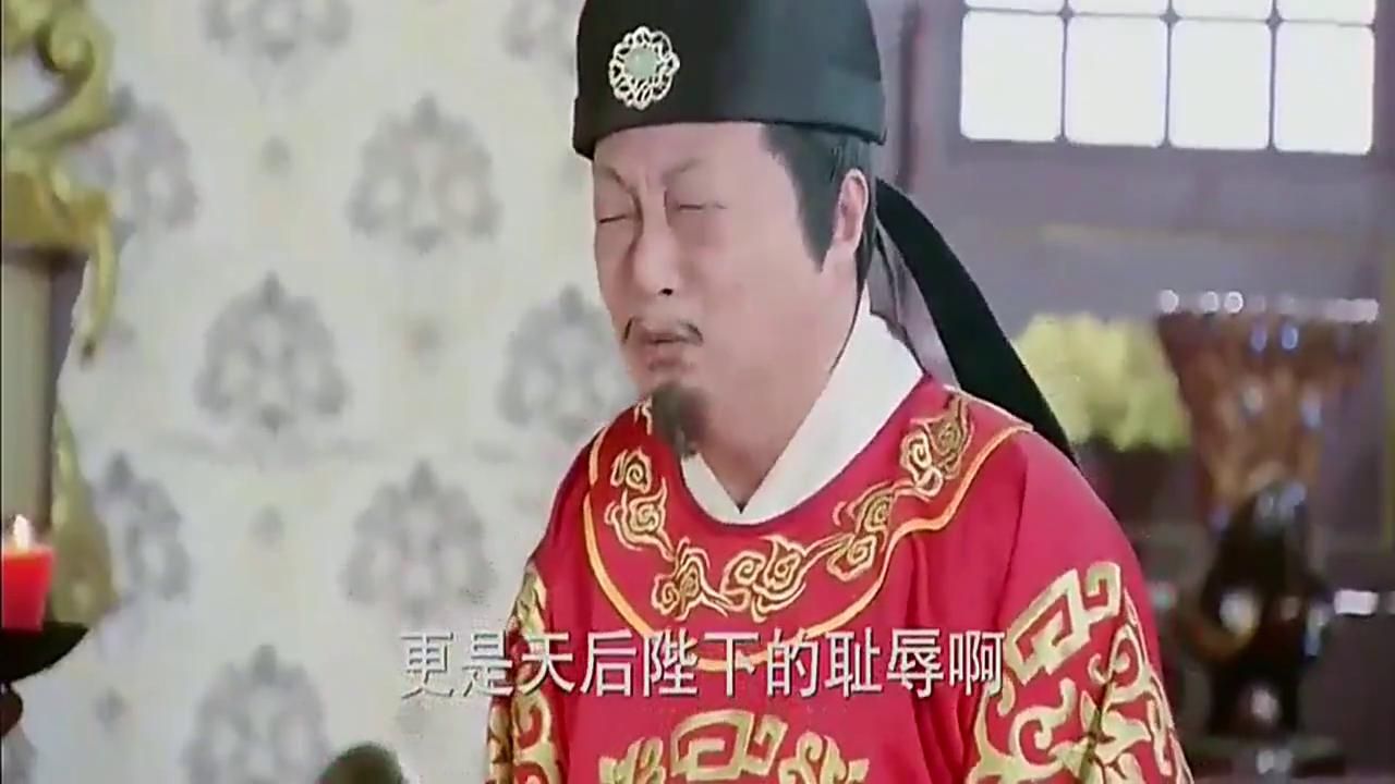 隋唐英雄之薛刚反唐:张天佐进宫告状,薛丁山严惩儿子