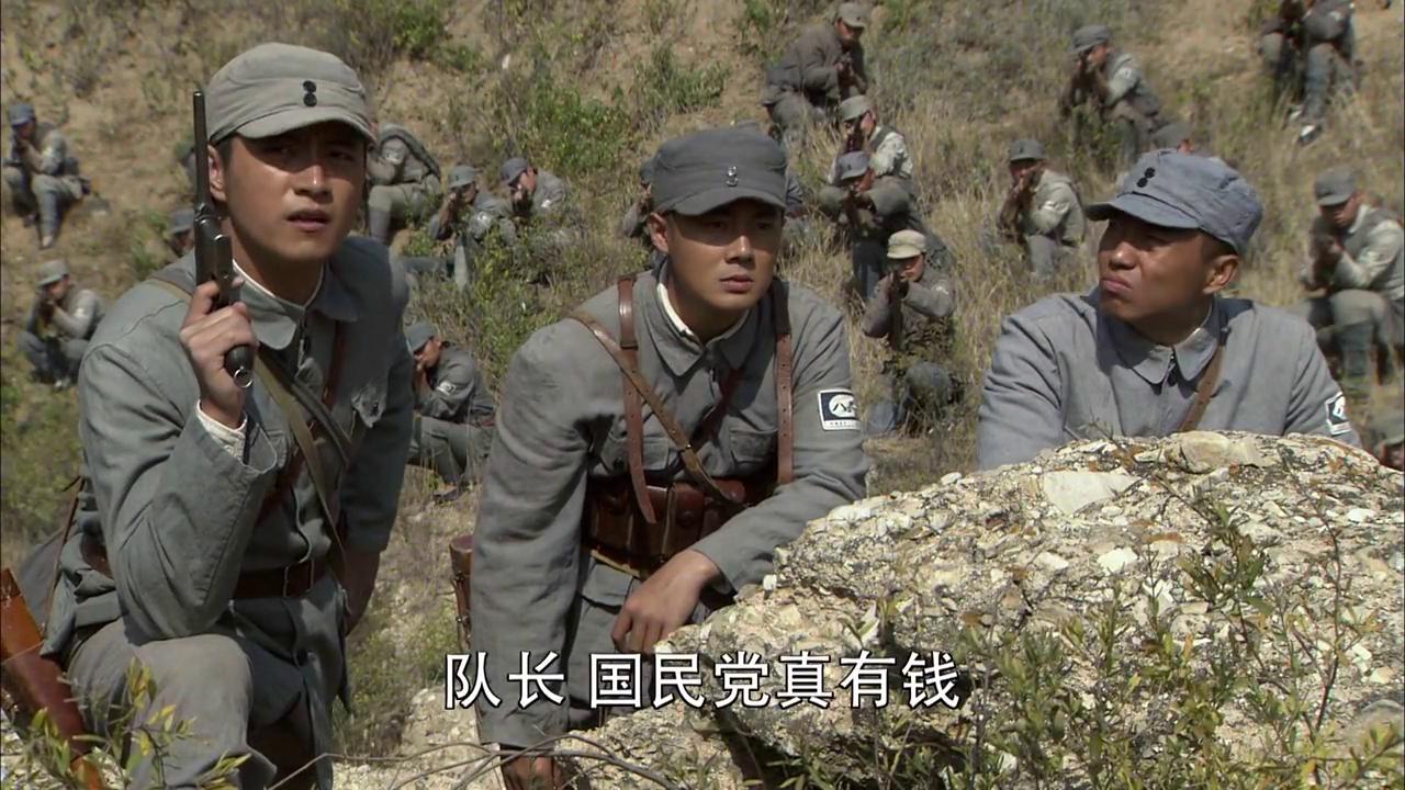 战火西北狼:陈团长一句话狼队没人上前,马中骏带的兵有纪律性