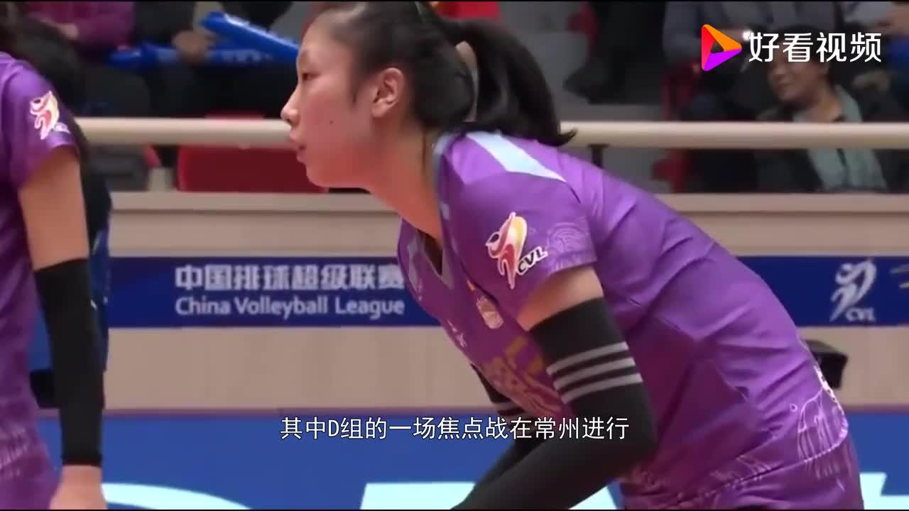 张常宁造8-0攻击波江苏女排3-1力克辽宁王一梅出场难救主