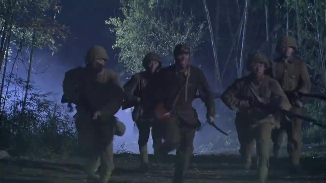 光影08:战国分明局已定,野桥自尽求解脱战果