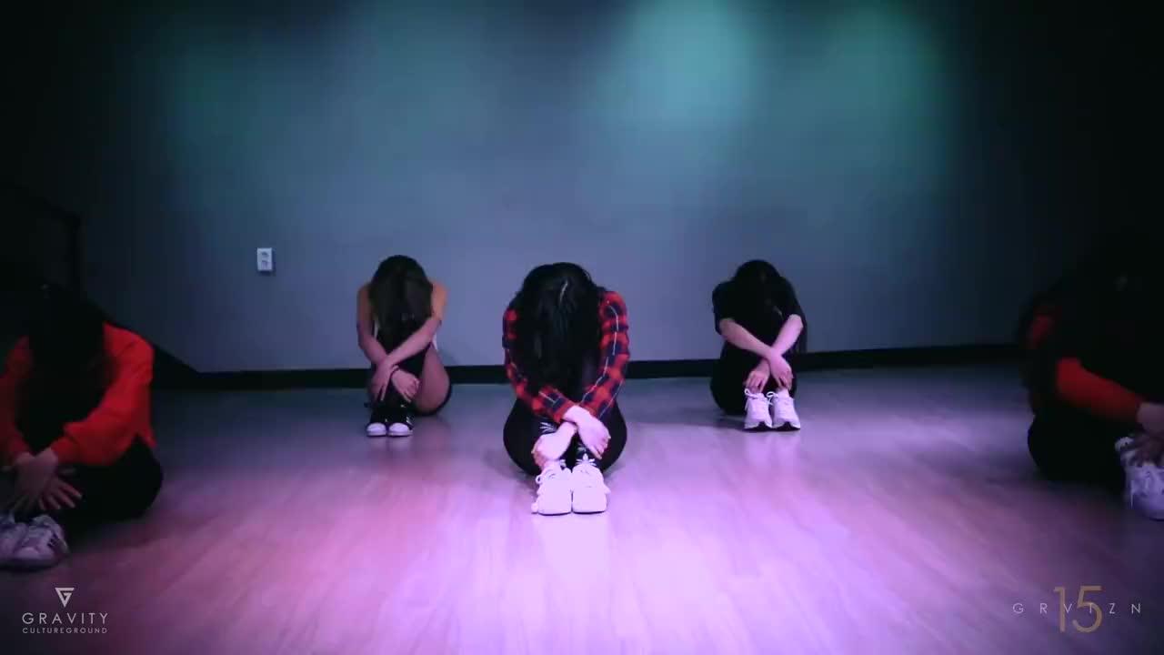 性感短发欧尼Chany魅力JAZZ编舞Why So Lonely