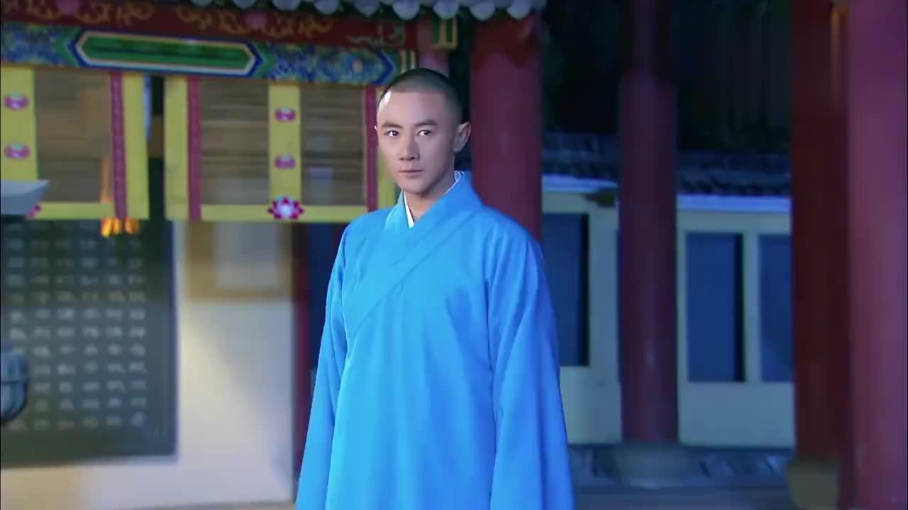 少林寺不准小伙习武不料小伙竟偷学练武与人打斗时被发现
