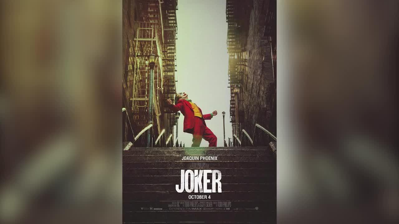 恭喜《小丑》将成今年票房首破10亿美元非迪士尼电影