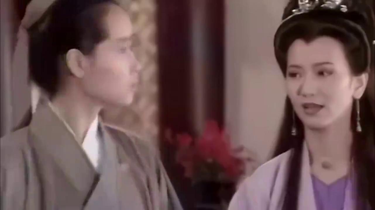 新白娘子传奇:许仙没宝物,白娘子知道后,准备去偷了
