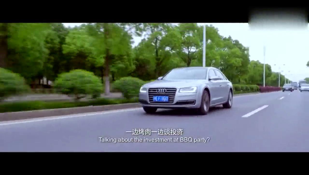梦想合伙人:郝蕾开着豪车待着唐嫣和姚晨来谈工作