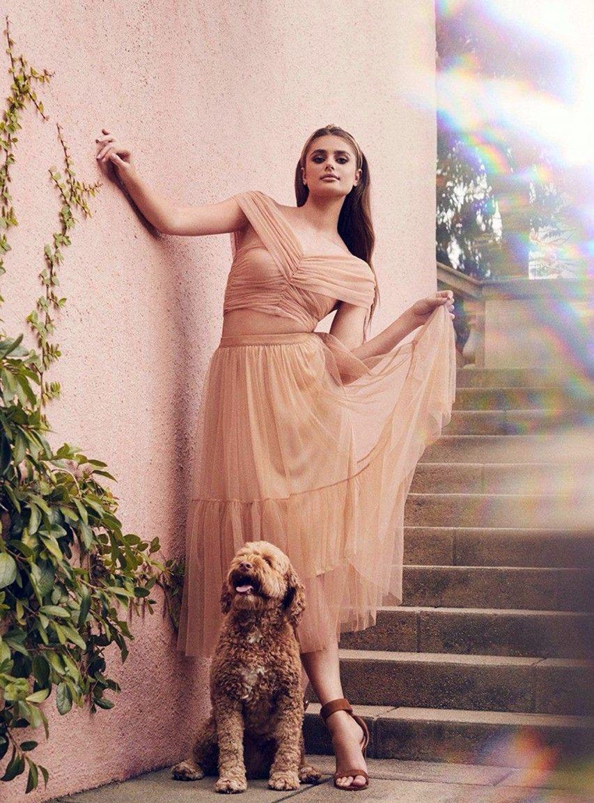 名模泰勒希尔代言英国品牌照片,很有唯美的感觉